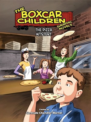 The Pizza Mystery By Warner, Gertrude Chandler/ Worley, Rob M. (ADP)/ Dubisch, Mike (ILT)