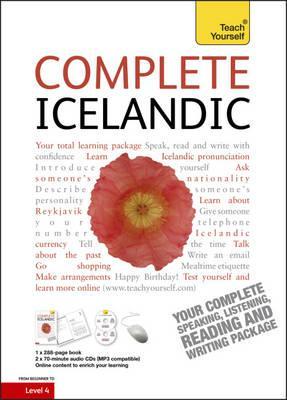 Complete Icelandic By Jonsdottir, Hildur